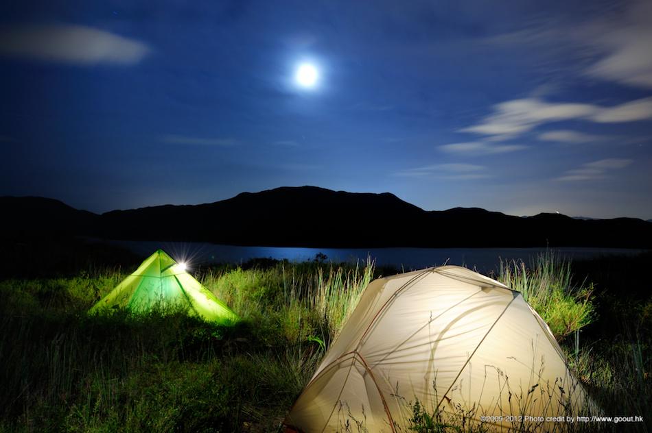 露營拍攝分享(二) – 夜攝營