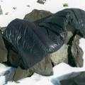 一個值得你信賴的400克充絨的睡袋。