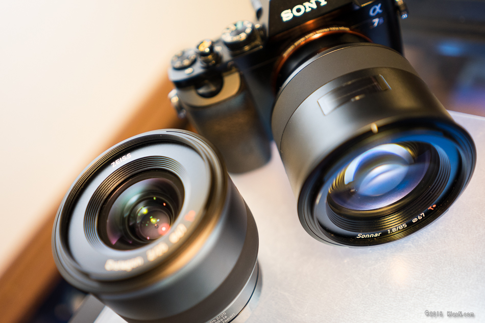 Hands on Zeiss Batis 25mm f/2 and 85mm f/1.8